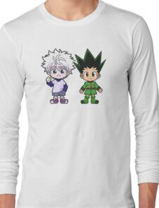 Gon and Killua Long Sleeve T-Shirt