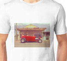 Red 32 Ford Hot Rod Unisex T-Shirt