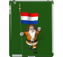 Santa Claus Visiting The Netherlands iPad Case/Skin