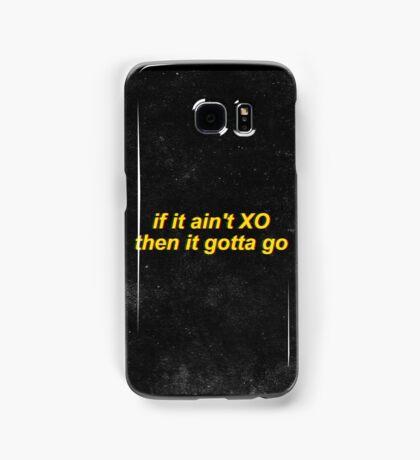 The Weeknd XO Samsung Galaxy Case/Skin