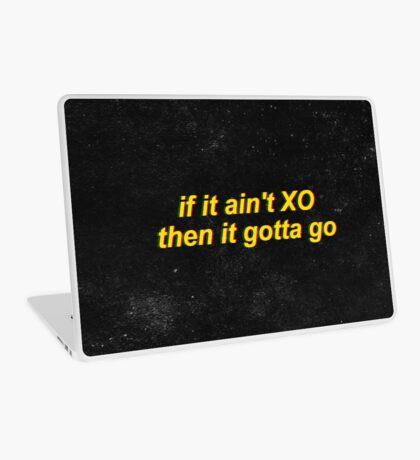 The Weeknd XO Laptop Skin