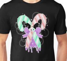 Candy Canes: Pastel Goth Version Unisex T-Shirt