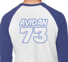 Dan Avidan Jersey Men's Baseball ¾ T-Shirt
