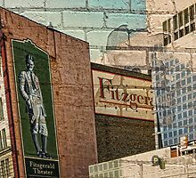 Fitzgerald Theater St. Paul, Minnesota by susan stone