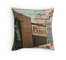 Fitzgerald Theater St. Paul, Minnesota Throw Pillow