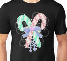 Candy Canes: Fairy Kei Version Unisex T-Shirt