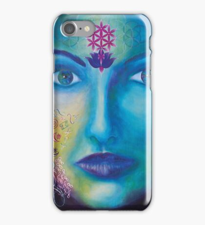 Feminine Divine iPhone Case/Skin