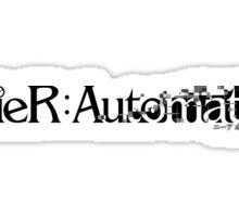 Nier: Automata Sticker