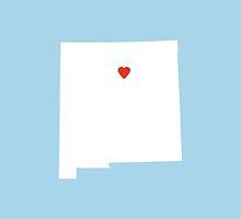New Mexico Love by Maren Misner