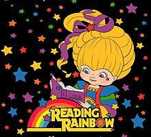 Reading Rainbow Brite by Ellador