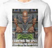 Ainsley Harriott - I Control The Spice Unisex T-Shirt