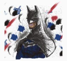 Batman Graffiti by Trinton TrinityHawk Garrett