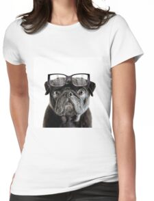 Eye Sore Womens Fitted T-Shirt