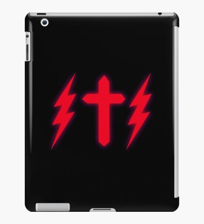 The Weeknd XO iPad Case/Skin