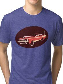 Muscle Tri-blend T-Shirt