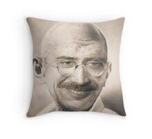 Nicolas Cage - Gandhi Throw Pillow