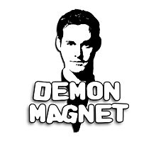 XANDER HARRIS: Demon Magnet Photographic Print