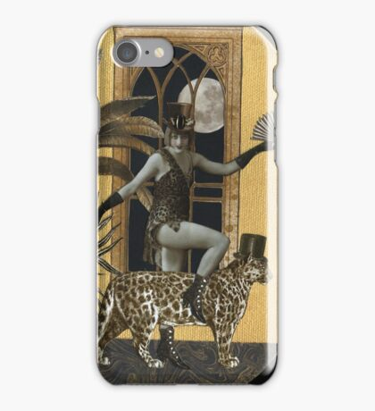 Felinae & Belize iPhone Case/Skin