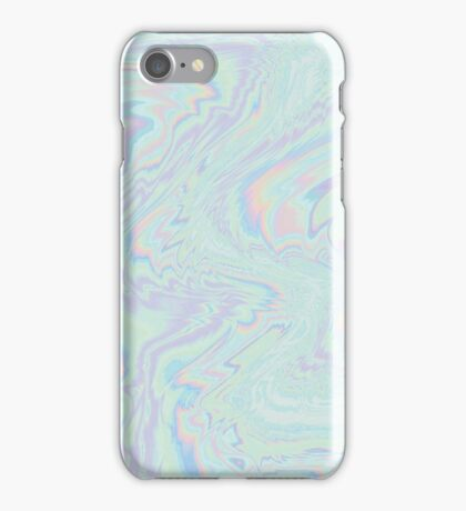 Iridescent Luminescent - Psychedelic Art iPhone Case/Skin