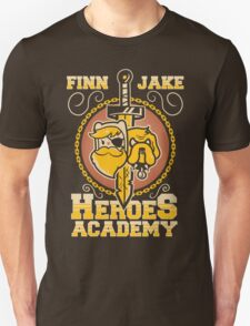 Heroes Academy Unisex T-Shirt