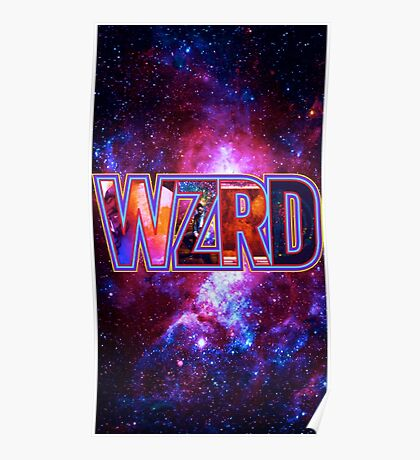 Kid Cudi's Rock Band - WZRD Poster
