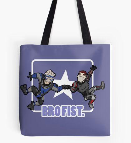 Bro's 4 life - Mass Effect Tote Bag
