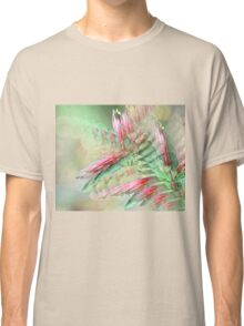 Flowers in abstract form Classic T-Shirt