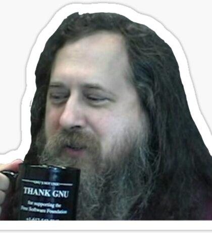 Stallman Sticker
