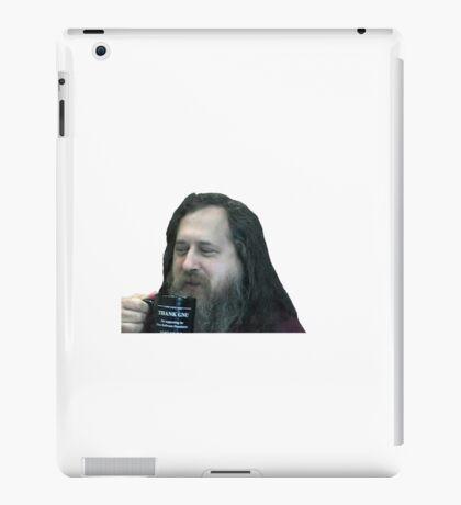 Stallman iPad Case/Skin