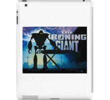 The Ironing Giant iPad Case/Skin