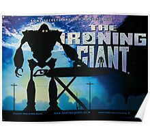 The Ironing Giant Poster