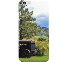 Days gone by... iPhone Case/Skin