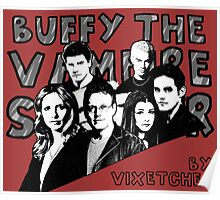 Buffy Calender (COVER ONLY) Poster