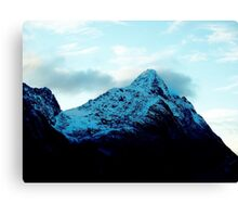 Throat of the World  Canvas Print