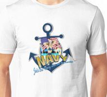 VARGA NAVY Unisex T-Shirt