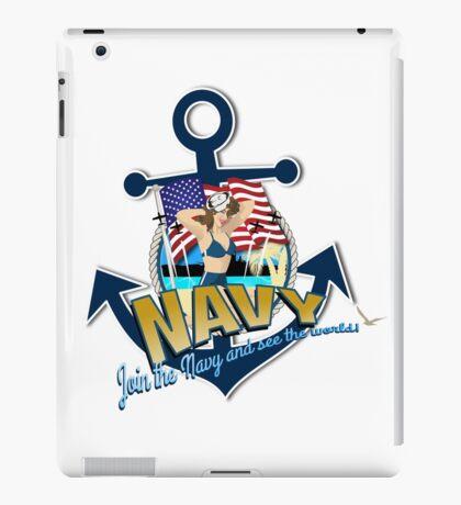 VARGA NAVY iPad Case/Skin