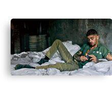 ZAYN MALIK - Photoshoot Canvas Print