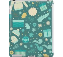 Christmas & New Year Pattern 2 iPad Case/Skin