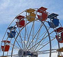 Ferris Wheel by WeeZie