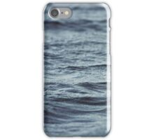 Sea Surface iPhone Case/Skin