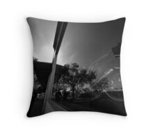 The Toy Shop Throw Pillow