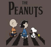 The Peanuts One Piece - Short Sleeve