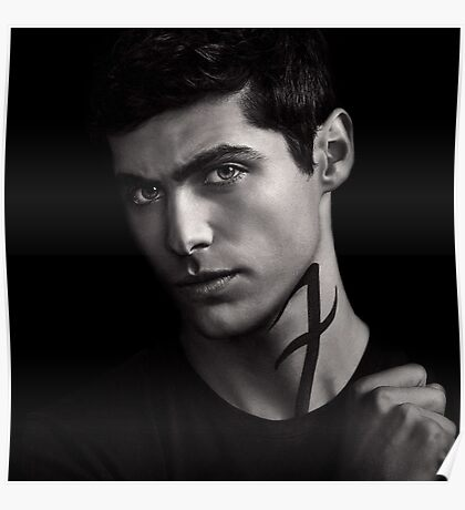 Alec Lightwood S2  Poster