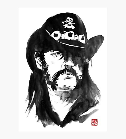 lemmy 02 Photographic Print