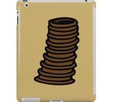 baumkuchen prugeltorte iPad Case/Skin