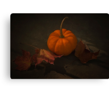 It's Autumn Canvas Print