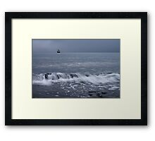 What Lies Yonder Framed Print