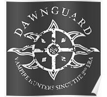Dawnguard Vampire Hunting Poster