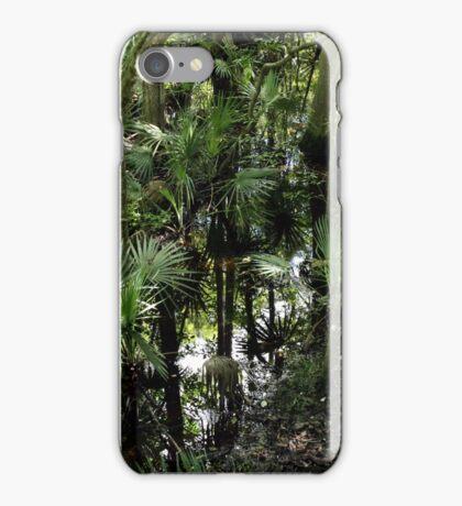 Wetlands of Florida iPhone Case/Skin