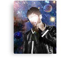 ZAYN MALIK - Space Edit Canvas Print